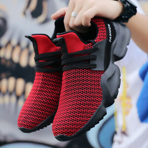 Men-039-s-Fashion-Sneakers-Mesh-Tennis-Lightweight-Athletic-Casual-Running-Shoes
