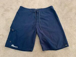 O-Neill-Mens-Boards-Short-Size-38-Swim-Shorts-BONDI-Lets-Go-Surfing
