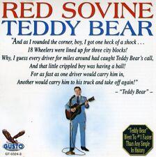 Red Sovine - Teddy Bear [New CD]