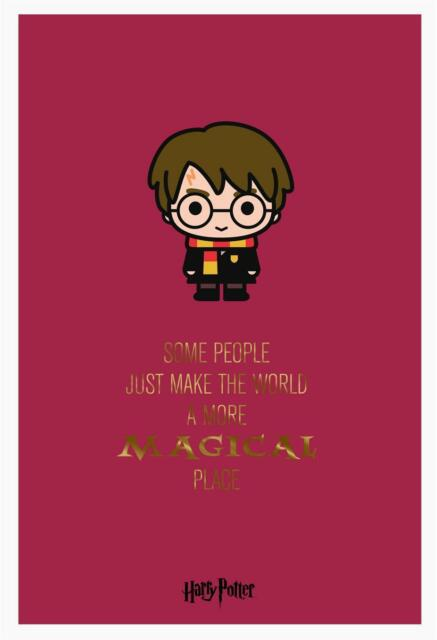 Harry Potter Birthday Card.Harry Potter Birthday Card Make The World A More Magical Place New Gift
