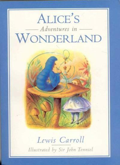 Alice in Wonderland,Lewis Carroll, Sir John Tenniel- 9780333738368