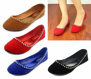 gloria-33-New-Fashion-Flats-Slip-On-Casual-Office-Party-Wedding-Prom-Women-Shoes