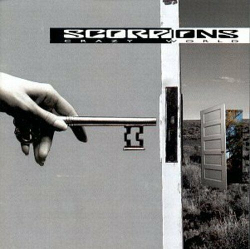 Crazy World - Scorpions (1997, CD NEUF)