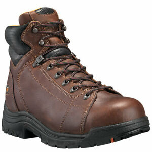 Timberland-PRO-Men-039-s-TiTAN-6-034-Alloy-Safety-Toe-Work-Boots-TB050506242