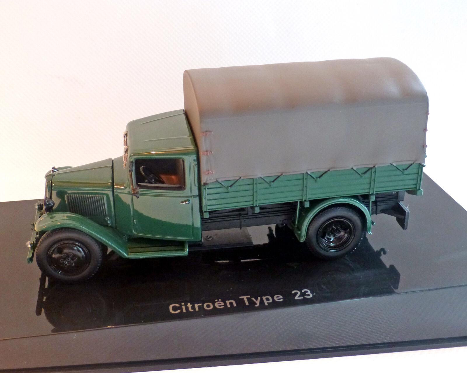 Citroen Type 23 (van), 1946, 1 43 norev