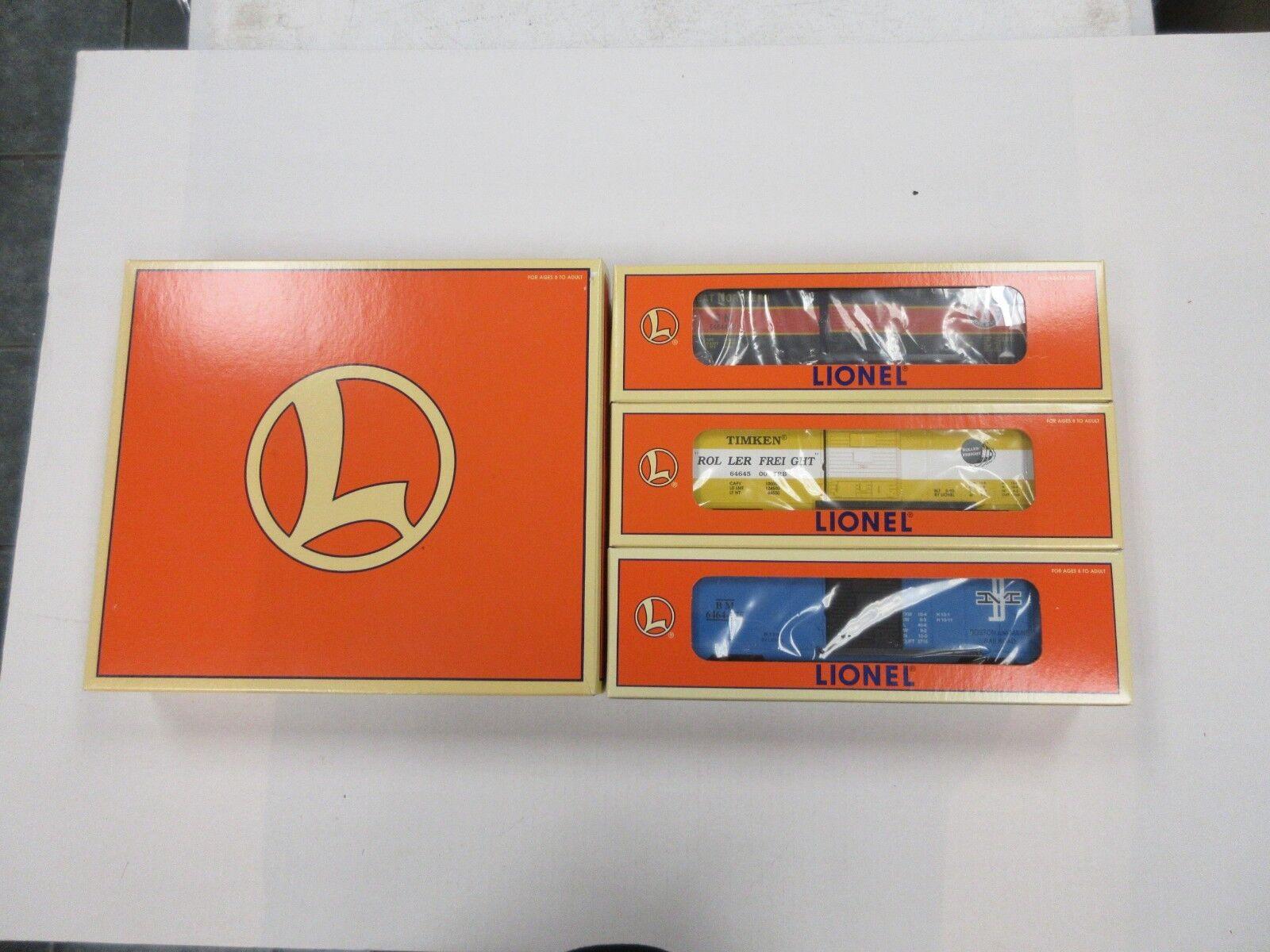 Lionel ELECTRIC i treni 6464 autoRO MERCI Serie 7