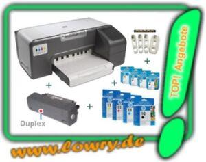 HP-Business-Inkjet-1200-D-wie-Neu-TOP-mit-Rechnung-und-Gewaehrleistung