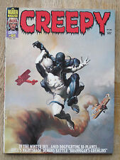 CREEPY # 81  US  WARREN MAGAZINE 1976  FN-VFN