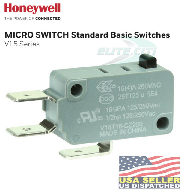V15t16 Honeywell V15t16-cz200 Safety Micro Switch | eBay