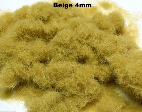 WWS Beige 4mm Mix Model Basing Static Grass 10g G,O,HO//OO,TT,N.Z Wargames