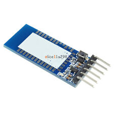 5pcs Bluetooth Serial Transceiver Module Base Board With Clear Button Arduino