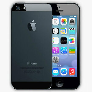 Accessori I Phon 5.Apple Iphone 5 16gb Nero Ardesia Originale Sim Free Con Accessori E Garanzia Ebay