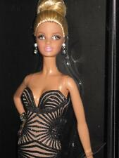 2014  ZUHAIR MURAD Barbie Doll Gold Label BFC Exclusive Gold Label #BCP91  NRFB
