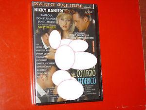 DVD-SEALED-NICKY-R-M-SALIERI-034-DOMINAZ-BEST-NEL-COLL-DI-SAN-FEDE-034-JANE-DARLING