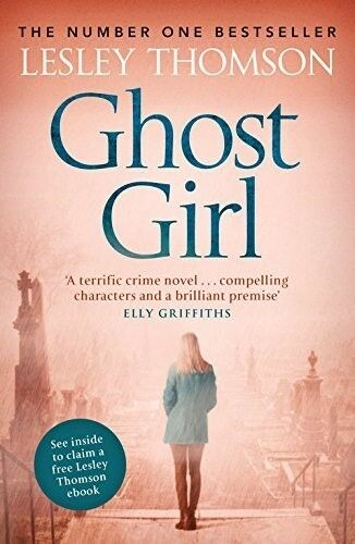 1 of 1 - New, Ghost Girl (The Detective's Daughter), Thomson, Lesley, Book