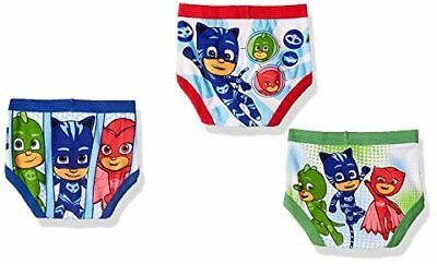 NWT SEALED PJ Masks Boy/'s Briefs Underwear Catboy Owlette Gekko Sz 4 100/% Cotton