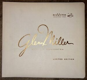 Glenn Miller And His Orchestra Stamped Limited Edition # S 985 Collectors Issue