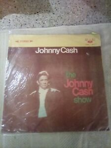 Johnny-Cash-The-Johnny-Cash-Show-Columbia-Records-33rpm-12-034-LP-Used