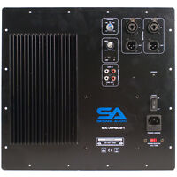 Plate Amplifier For Pa/dj Subwoofer Cabinets - Class Ab 360 Watts on sale