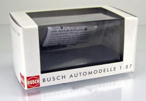 Busch 49973 Kunststoffbox Präsentationsbox Mittel Scale 1 87 NEU OVP