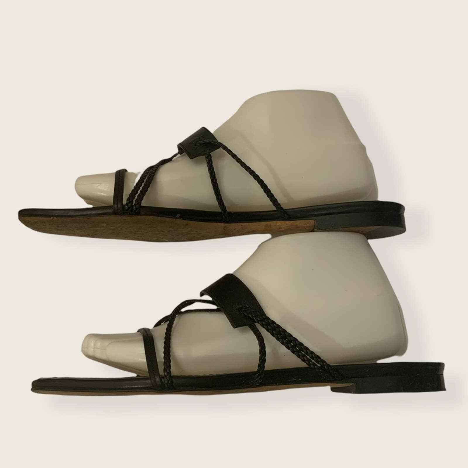 Vintage Gucci Strappy Sandals - image 3