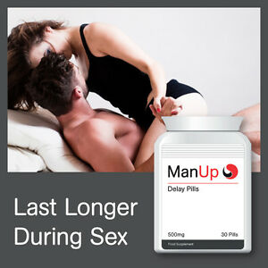 Pills to last longer during intercourse