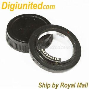 AF-Confirm-M42-Lens-to-Olympus-4-3-OM-4-3-Adapter-silver-E-3-30-300-E510-E600