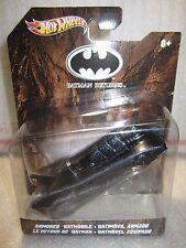 Mattel 2012 Hot Wheels 1:50 Scale Batman Returns Armored Batmobile MOSC! DC