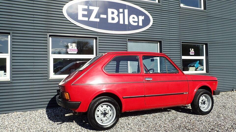 Fiat 127 0,9 Benzin modelår 1978 km 91000