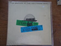 Beatles At the Hollywood Bowl Vinyl LP Album 33rpm EMI Parlophone Record