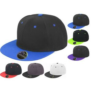 c5eb58a3d32 Image is loading Mens-Result-Core-Bronx-Original-Flat-Peak-Snapback-