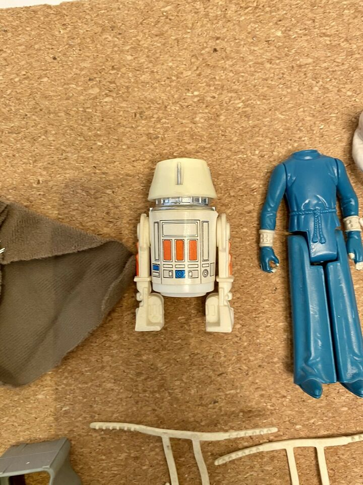 Vintage Star Wars - Gi Joe, Kenner - Hasbro