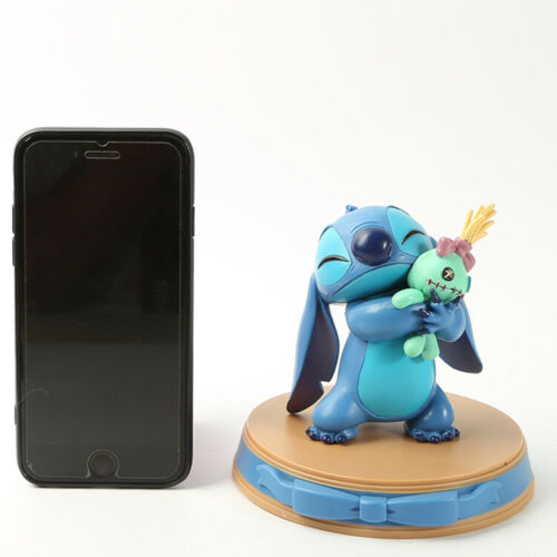 Lilo /& Stitch Stitch Scrump Happiness Moment PVC Statue Figure Collectible