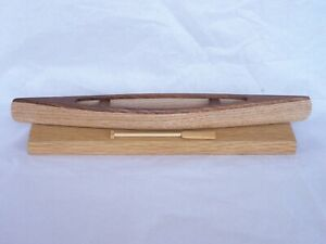 Handcrafted canadian canoe