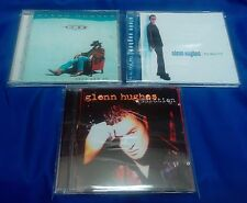 Glenn Hughes - 3 CD set - From Now On/ Addiction/ The Way It Is