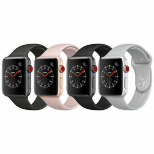 Apple-Watch-Series-3-Cellular-38MM-Silver-Gold-Space-Gray-Excellent-A