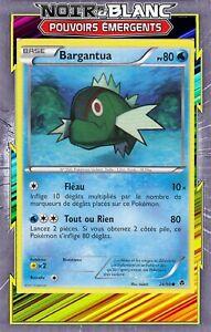 Sidérella NB02:Pouvoirs Emergents 48//98 Carte Pokemon Neuve Française