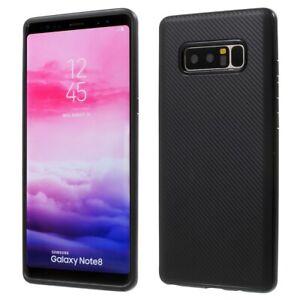 Samsung-Galaxy-J7-2016-Funda-Estuche-Movil-Funda-Protectora-Negro