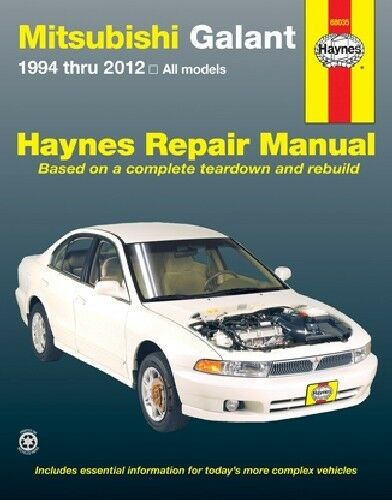 Car Manuals & Literature Vehicle Parts & Accessories Repair Manual ...