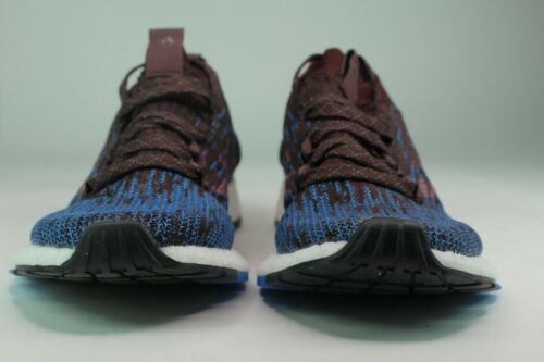 Adidas Pureboost Rbl CM8311 Hommes Taille 8.0 & 14.0 Nuit Rouge Neuf Confortable