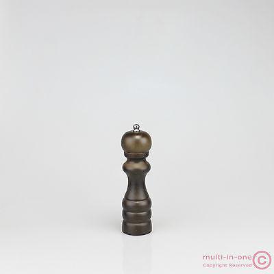 Wooden manual salt&pepper grinder/mill,stainless steel grinder,adjusting coarse