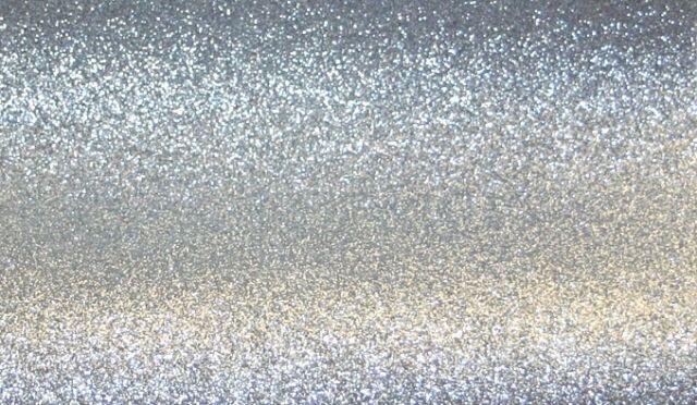 2.2mX67.5cm GRAINED SILVER METALLIC STICKY BACK PLASTIC VINYL FILM SELF ADHESIVE