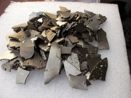 30g High Purity 99.8/% Electrolytic Cobalt Co Metal Sheet