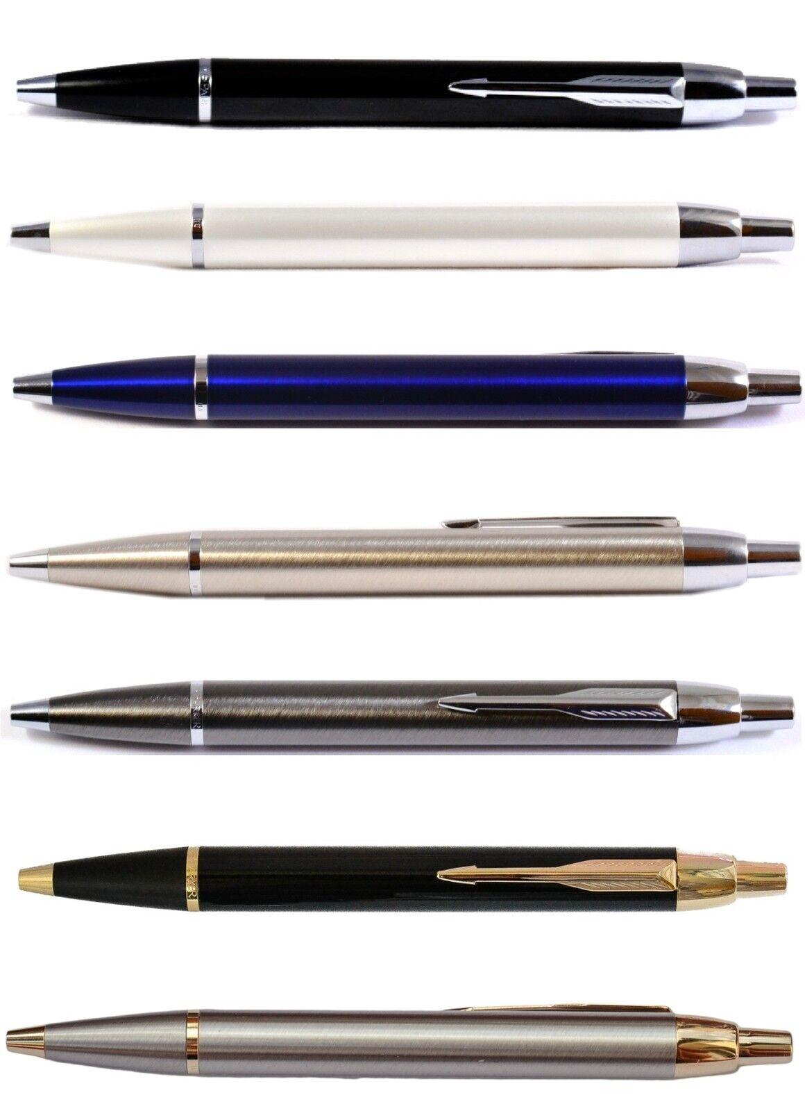 Luxus Kugelschreiber Parker IM IM IM mit Gravur im PARKER Geschenketui | Verschiedene Waren  a8d571