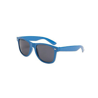 Blue Blues Brothers Sunglasses (12 Pack) Party Novelty Sunglasses 1 Dozen