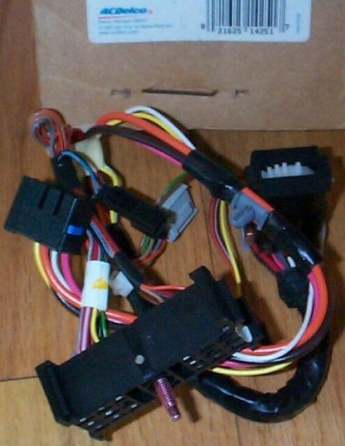 Ignition Starter Switch ACDelco GM Original Equipment D1466E
