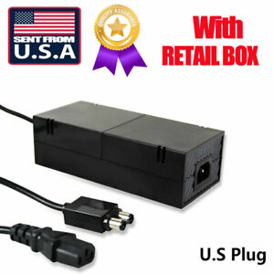 USA-For-Microsoft-XBOX-ONE-Console-AC-Adapter-Charger-Power-Supply-Cord-Cable-XI