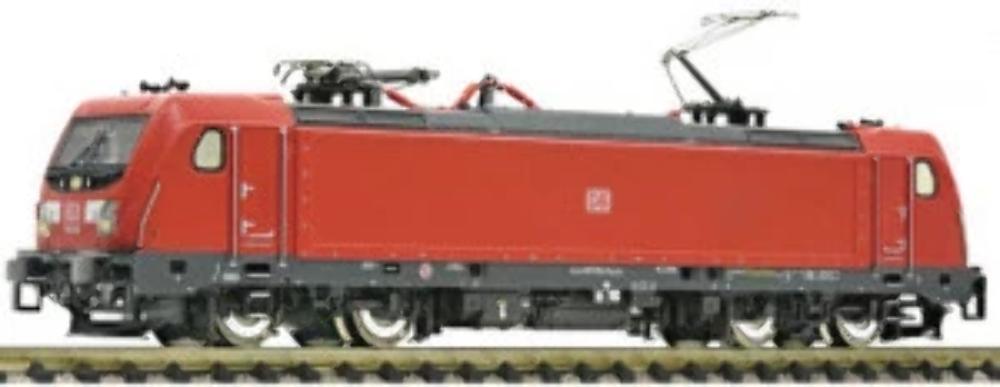 Fleischuomon 738901 N Gauge Dborsa BR187 Traxx3 Electric Loco VI