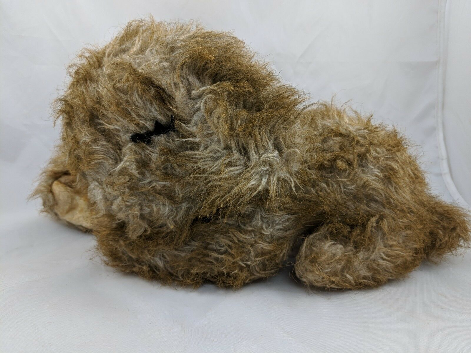 Vintage Dakin Dog Plush Puppy Japan Stuffed Animal Sleeping