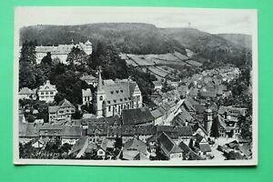 Sachsen Anhalt AK Stolberg im Harz 1938 Ortsansicht Gebäude Architektur